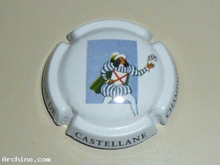 Capsule de champagne De Castellane