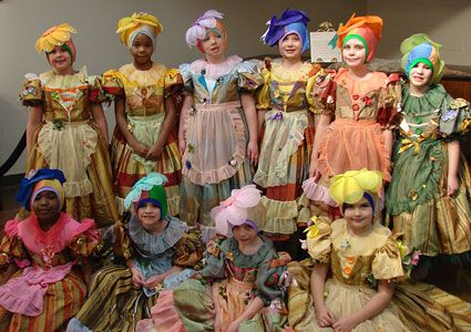 """... take The Dixie Stage with Ballet Memphis during """"The Wizard of Oz"""