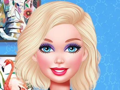 Barbie Oyunlari Giydirme Ve Makyaj Yapma Barbie Makyaj Oyun
