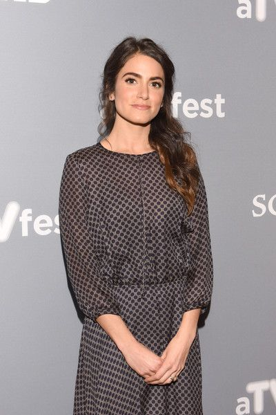 Nikki Reed attends as SCAD Presents aTVfest 2016.