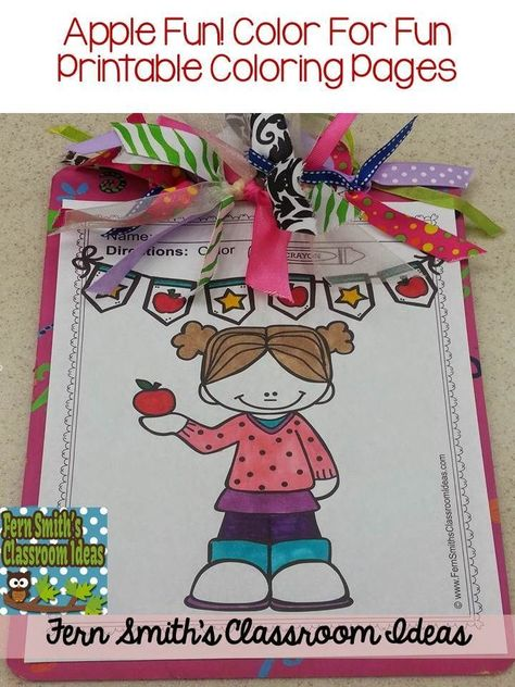 30 Free Apple Coloring Pages Printable | 632x474