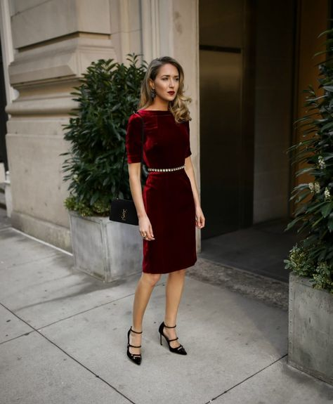30 Dresses In 30 Days Fall/Winter Office Holiday Cocktail Party