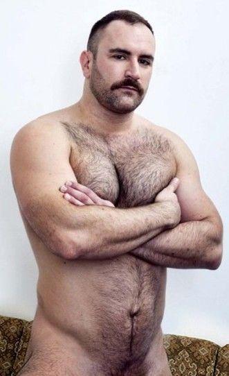 Are not naked hairy men bear