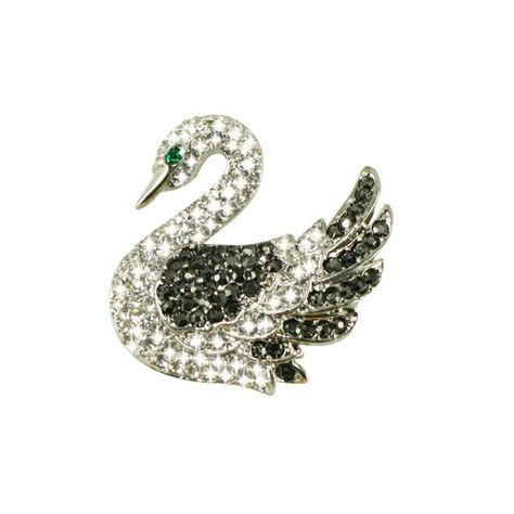 Wedding & Anniversary Bands Professional Sale Swan Brooch