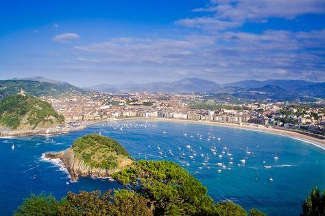 San Sebastian - Spain