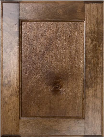 Alder Stain Colors Wood Hollow Cabinets Dark Walnut On Alder Cabinets Trim Option Staining Wood Wood Stain Colors Stained Kitchen Cabinets