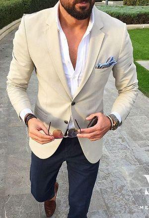 Hochzeitsgastekleidung Mens Wedding Attire Wedding Guest Suits Casual Groom Attire