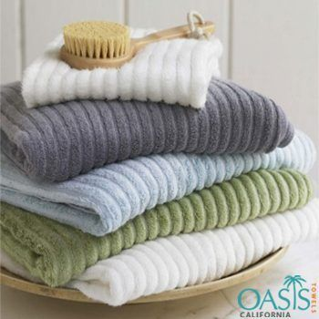 Get Personalized Wholesale Luxury Bath Towels From One Of The Best Bath Towels Manufacturers Oasis Towels Oasistowels Towe With Images Bath Towels Towel Bamboo Towels