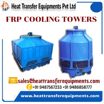 Frp Cooling Towers Fiber Reinforced Plastic Cooling Towers