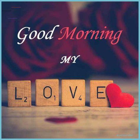 Good Morning Wallpaper For Love, Good Morning Hd Wallpaper, Love - love good morning wallpaper