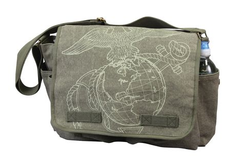 d233a7aebf Pin by Fatigues Army Navy Co. on Messenger Bags