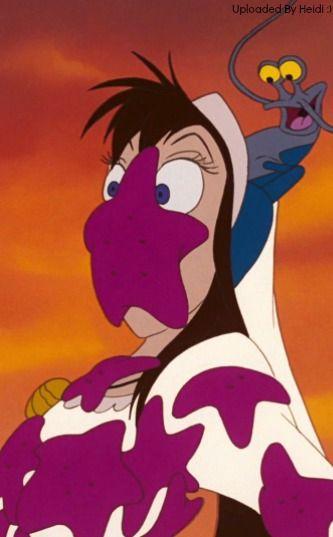 Vanessa Ursula From The Little Mermaid Pinterest And Disney Pixar