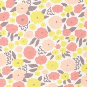 Organic Flannel Cottonflower Pink 100 Organic Cotton Cloud9 Fabrics Fabric Fabric Stores Online Organic Flannel