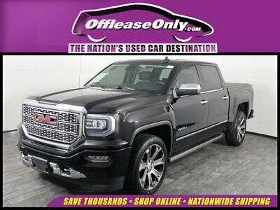 Ebay Advertisement 2016 Gmc Sierra 1500 Denali Off Lease Only
