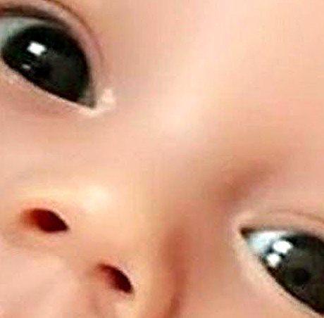 Wow 15 Gambar Bayi Lucu Menggemaskan Wajah Bayi Stefan William Celine Evangelista Yang Kompilasi Video Bayi Lucu Imut Dan Me In 2020 Stefan William Nose Ring Celine