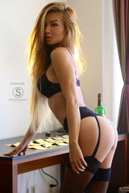 asian Sexy girls blonde