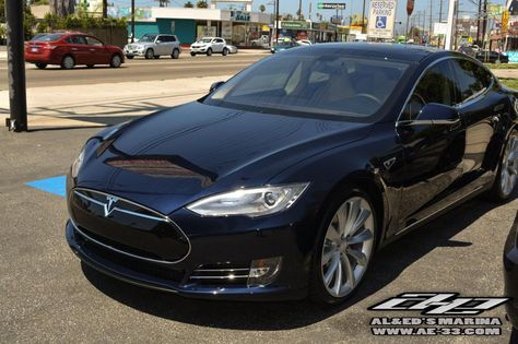 Al And Eds >> Tdel Rey Customs Al And Ed S Marina Del Rey The Tesla Tint