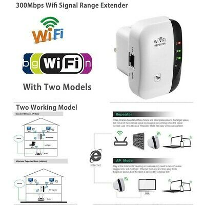 300mbps Wifi Wireless Range Extender Super Booster Speed Signal Amplifier Wifi Extender Wifi Wifi Wireless