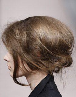 Peinados recogidos   Peinados