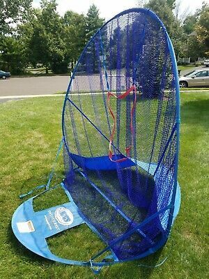 Jugs Instant Screen Softball Baseball Practice Net In 2020 Instant Screen Baseball Hanging Chair