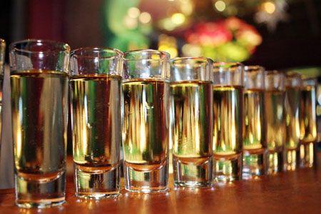 Tequila en un Boda!