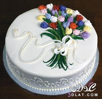صور تورتة اعياد الميلاد 2019 أجمل صور تورتة عيد ميلاد صور تورتة عيد ميلاد عليها ا Creative Cake Decorating Cake Decorating Designs Buttercream Cake Designs