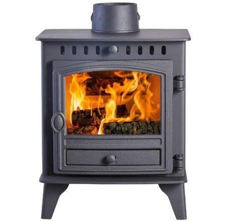 Hunter Herald 4 Wood Burning Stove Multi Fuel Stove Wood Fuel Wood Burner