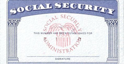 Social Insecurity 1010 Park Place Card Templates Free Free Business Card Templates Card Template