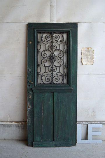 フレンチアイアンガラスドア パディントン アンティーク家具