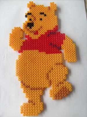 Ses 14731 Midi Bugelperlen Set Disney Winnie The Pooh