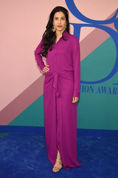 Huma Abedin - The Most Fabulous Looks at the CFDA Fashion Awards - Photos