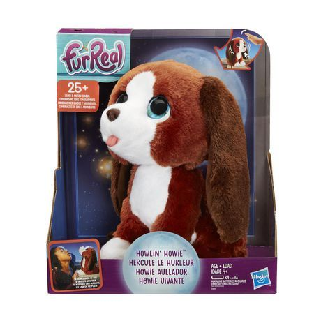 Furreal Friends Furreal Howlin Howie Interactive Plush Pet Toy 25