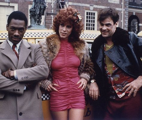 Jamie Lee Curtis – Trading Places