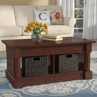 Galloway Coffee Table With Storage Lift Top Coffee Table Coffee Table With Storage Lift Up Coffee Table
