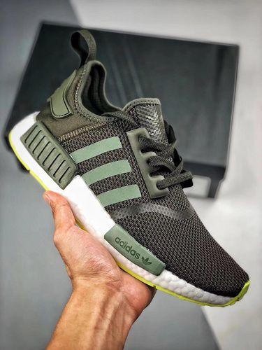 ADIDAS NMD R1 BOOST PRIMEKNIT CQ2414   Yupoo   Adidas shoes nmd ...