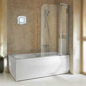 over the tub whirlpool. small space solution  shower over whirlpool tub Bathroom redesign Pinterest Tubs Small spaces and Spaces