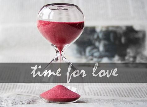 Time for love #morelove #behappy #time