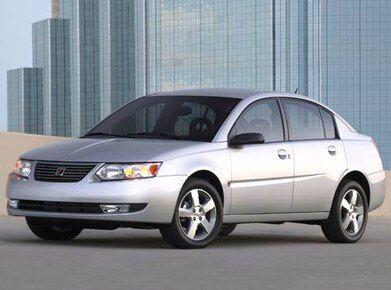 2007 Saturn Ion Fuel Economy Saturn Car Saturn Used Car Prices