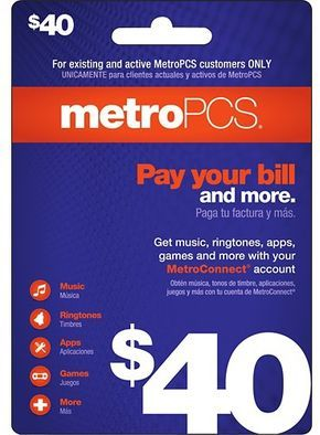 Free MetroPCS reload card codes are here! Visit this website