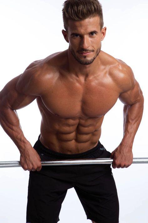 Pin by Edward Brown on got Abs   Muscle men, Muscular men