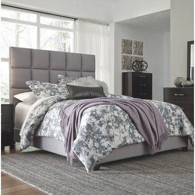 Ebern Designs Gomes Upholstered Standard Bed Upholstered Beds