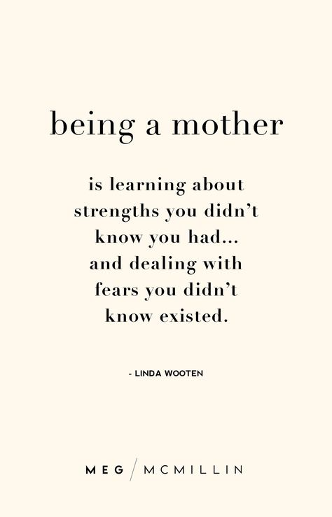 10 inspiring mom quotes to get you through a tough day – Meg McMillin # Parenting quotes 10 inspiring mom quotes to get you through a tough day New Mom Quotes, Life Quotes Love, Quotes For Kids, Quotes To Live By, Inspirational Mom Quotes, Tough Day Quotes, Strong Mom Quotes, Motivational Mom Quotes, Young Mom Quotes