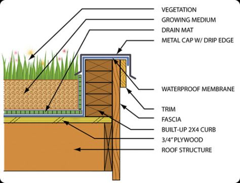 How To Reduce Roof Costs By Going Green A4architect Com Nairobi Kenya In 2020 Roof Cost Roof Edge Roof