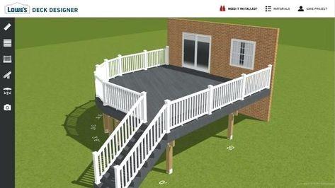 Deck Designer Loes Deck Design Deck Patio Deck Designs