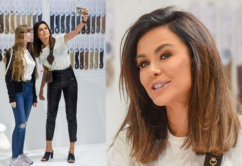 Natalia Siwiec Zabrala Corke Na Chalture Na Targach Fryzjerskich Zdjecia Pudelek Hair Styles My Hair Long Hair Styles