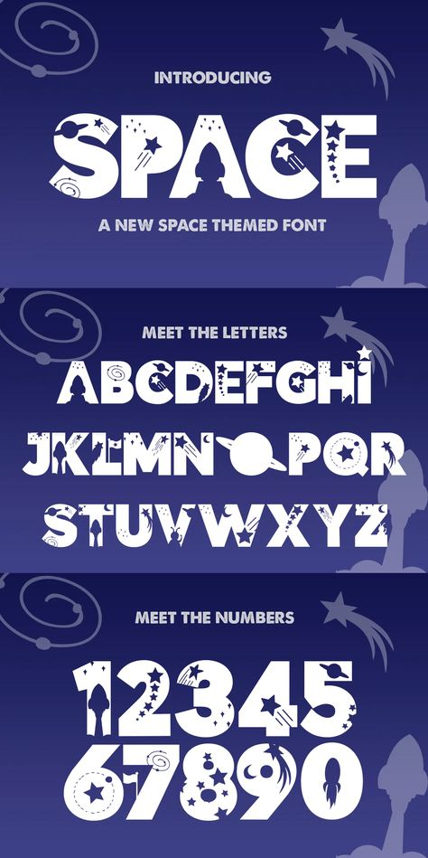The Space Font