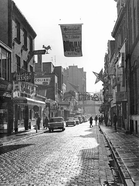 Jetzt neu dabei: Historische Hamburg Bilder in Schwarz-Weiss aus den 50-iger, 60-iger und 70-iger Jahren.
