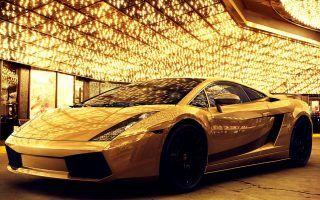 Golden Car Wallpaper Hd 2021 Live Wallpaper Hd Car Backgrounds Car Wallpapers New Luxury Cars