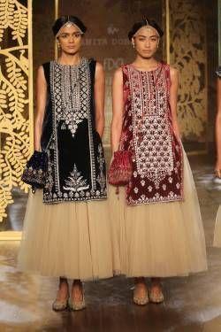 The Arani Kurta & The Mesuha Skirt