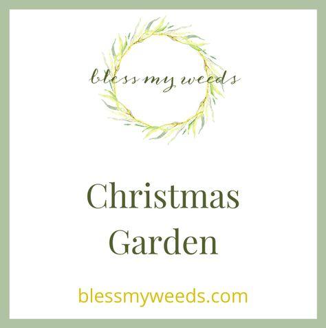 86 Christmas Garden Ideas In 2021 Christmas Garden Christmas Christmas Diy
